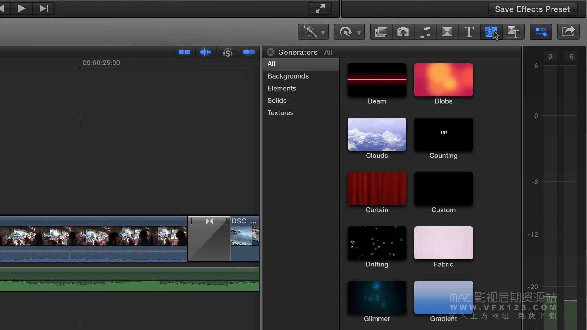 第2课: Final Cut Pro X 工作界面认识 丨FCPX中文视频教程