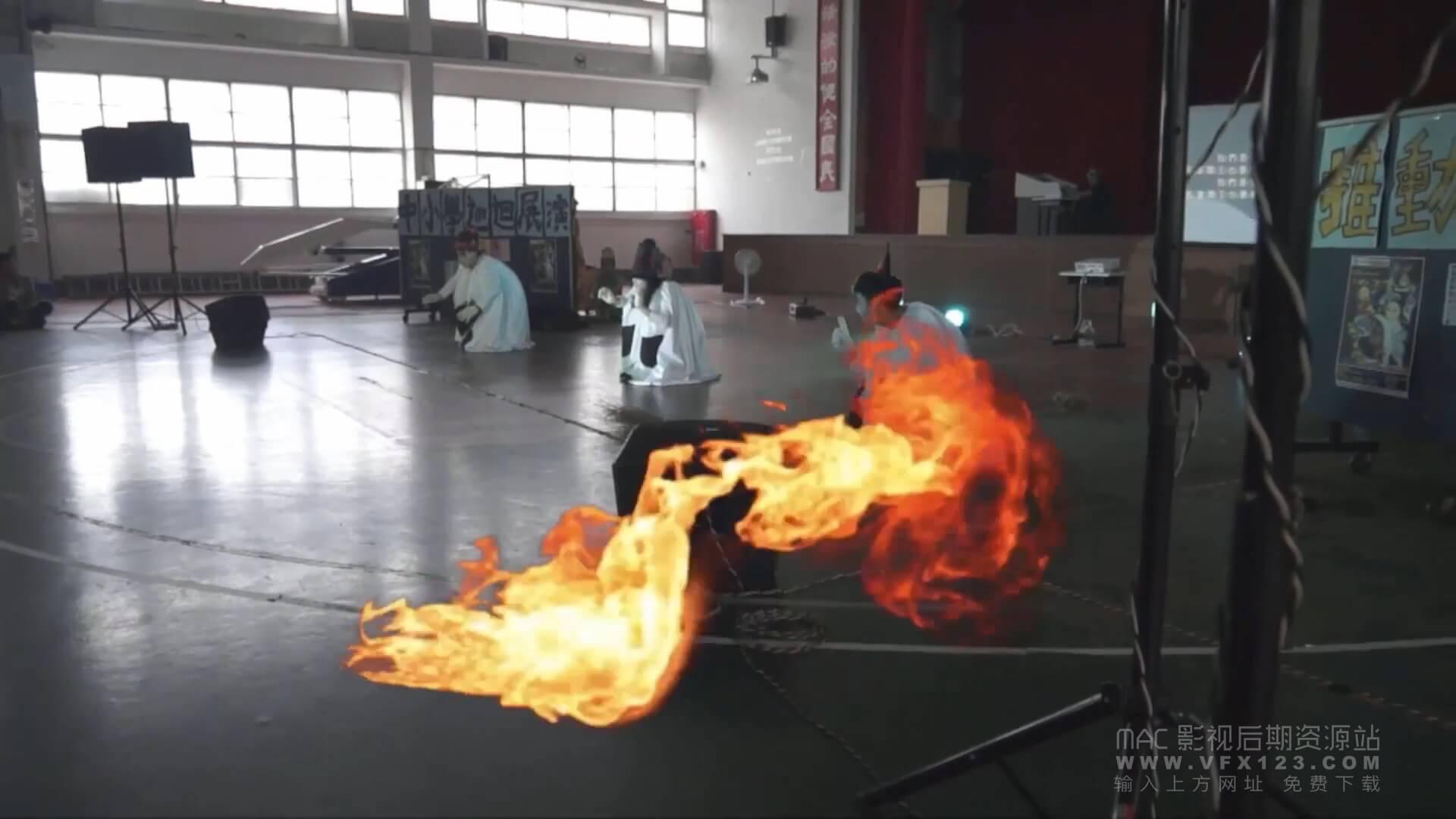 第32课: 如何在Final Cut Pro X中制作雷电与火焰效果