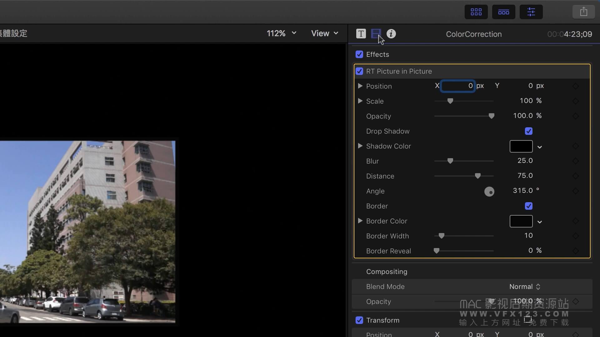 第38课: 如何在Final Cut Pro X中快速制作片尾字幕