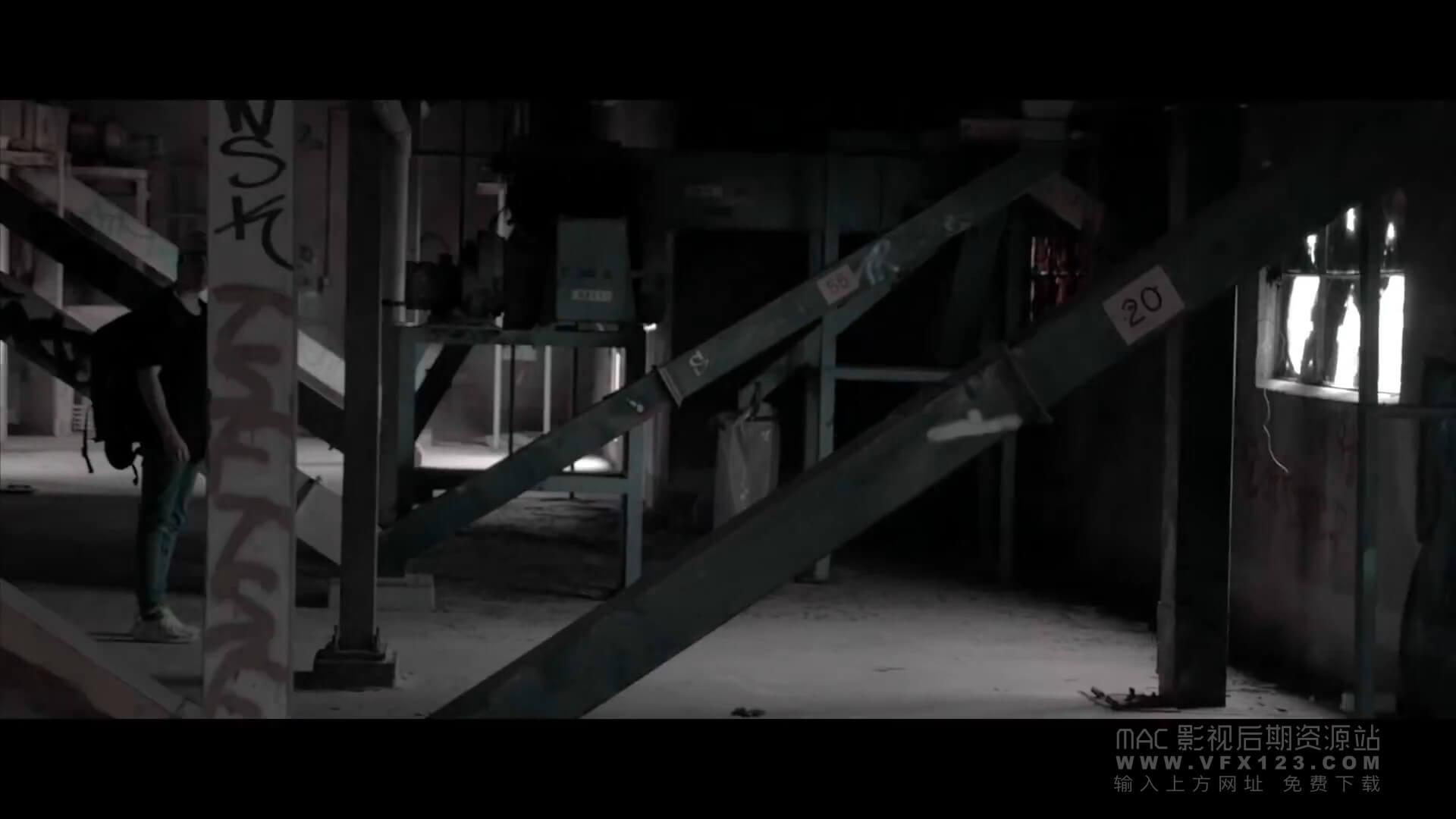 FCPX快速模糊转场插件 Quick Blur Transitions 免费下载