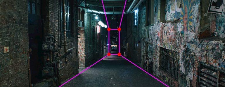 Projection 平面图像转三维动态空间 FCPX插件