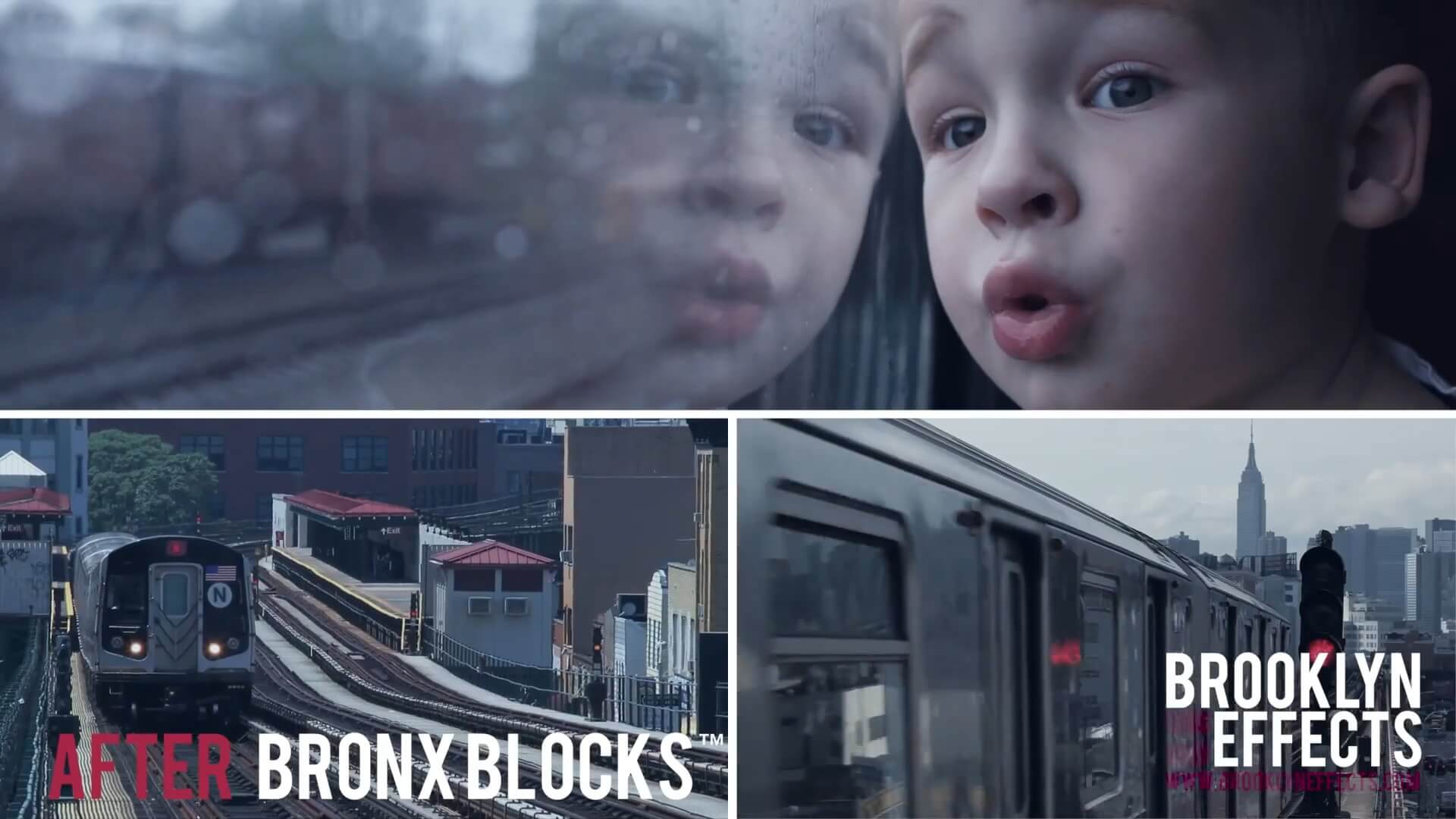 FCPX分屏效果插件 快速可自定义分屏 Bronx Blocks 免费下载