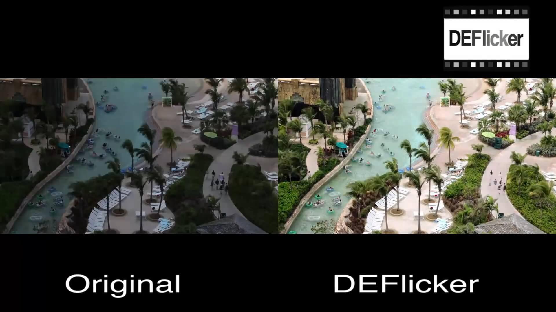FCPX视频去闪烁插件 DEFlicker 1.15d for Final Cut Pro X