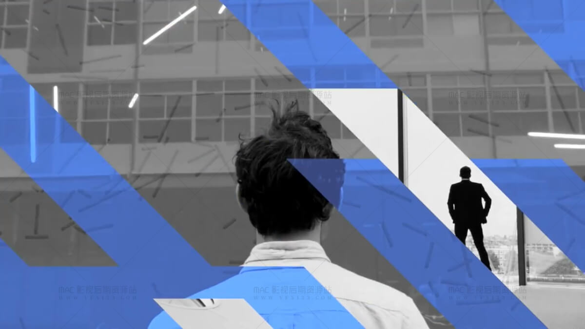 FCPX简洁图形转场插件 36个公司企业商务转场动画 Clean Transitions