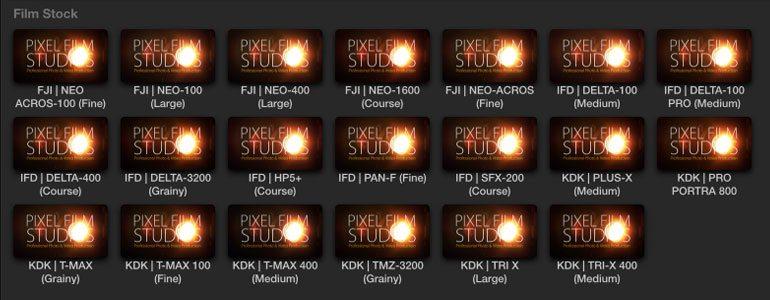 FCPX电影胶片颗粒效果插件 ProGrain 4K 免费下载