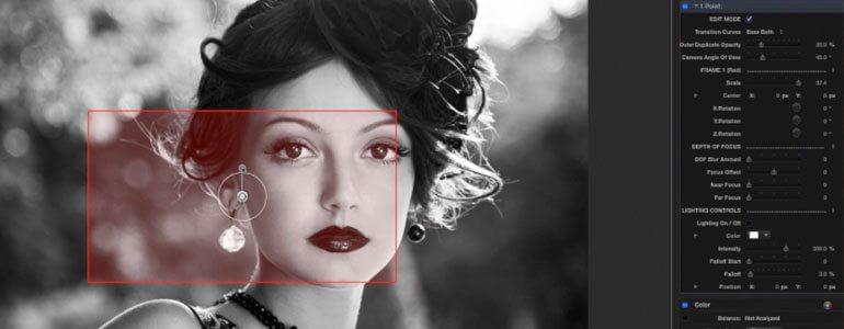 FCPX相机路径控制器插件 Pixel Film Studios PROPATH