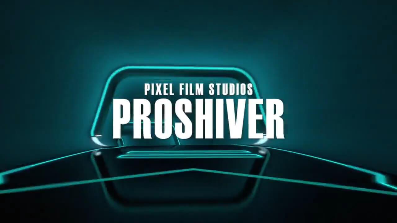 FCPX影片故障干扰抖动混乱效果插件 ProShiver