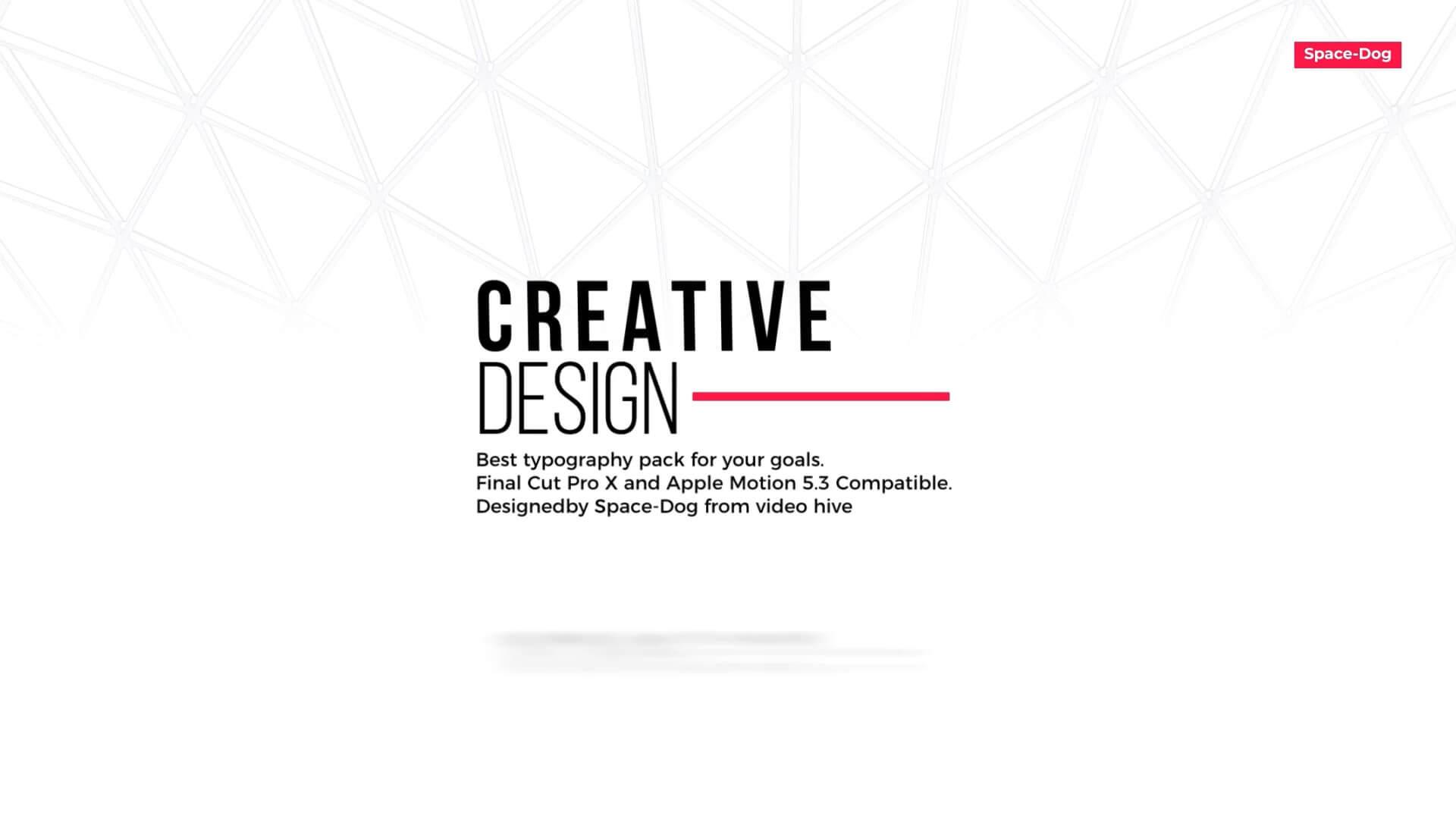 Fcpx标题插件 30个简洁现代公司商务风格迷你字幕条
