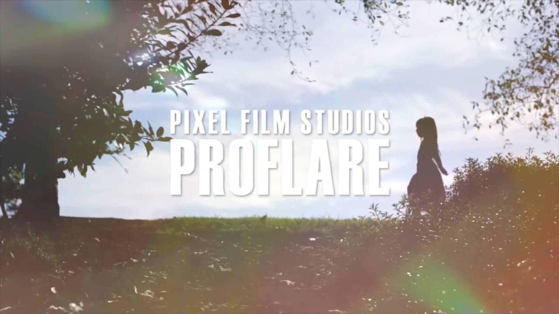 fcpx插件 150+专业镜头炫光漏光光晕耀斑 ProFlare | MAC影视后期资源站