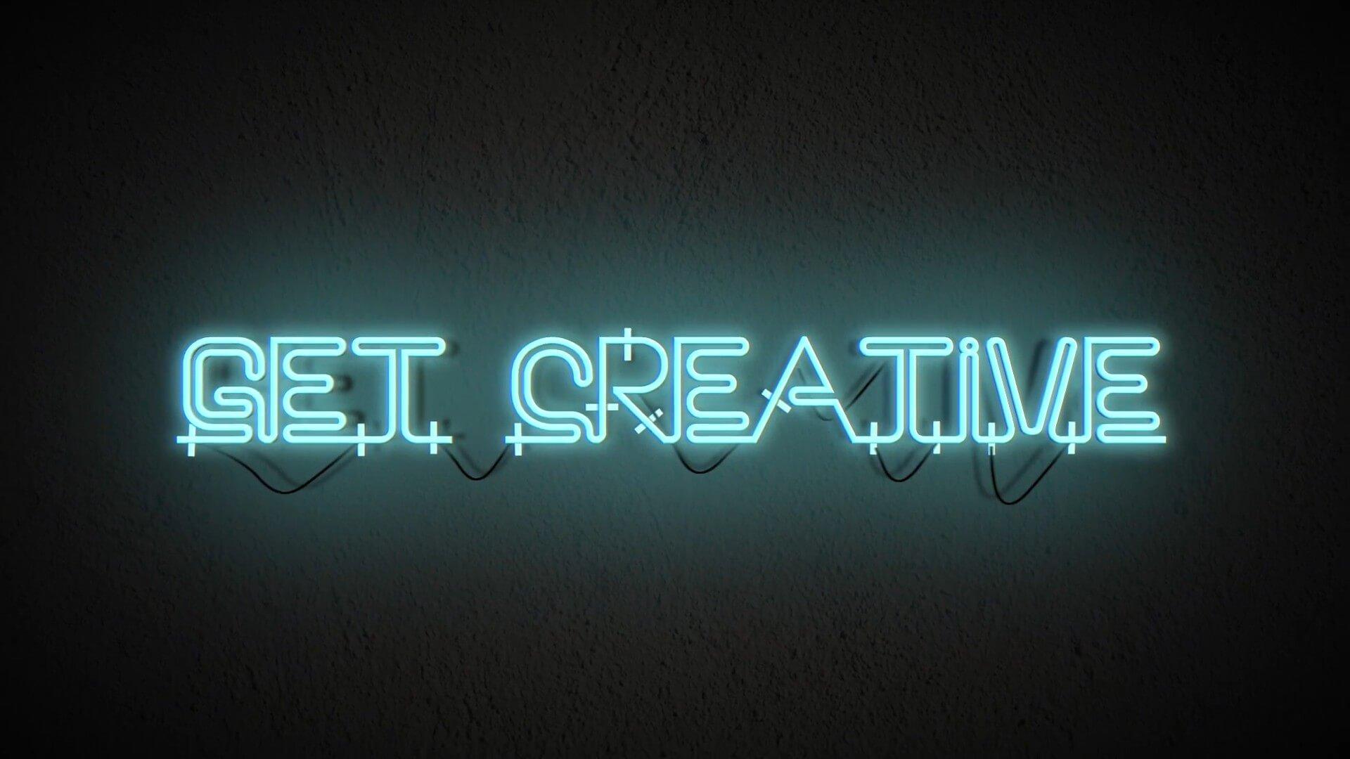 fcpx霓虹灯发光字幕标题制作插件 ProNeon