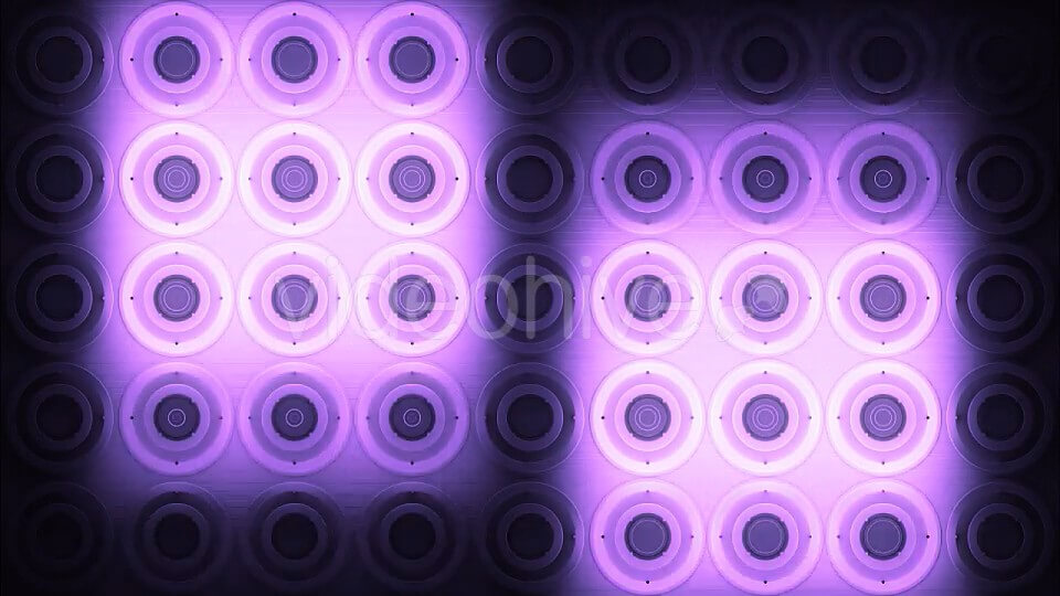 vj动态视频素材 DJ俱乐部LED大屏幕背景