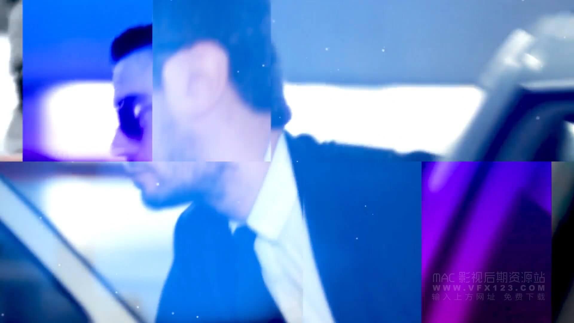 AE模板 500+转场集合包 含镜头图形闪光干扰网格水墨线条光晕运动效果+音效素材 丨 MAC影视后期资源站