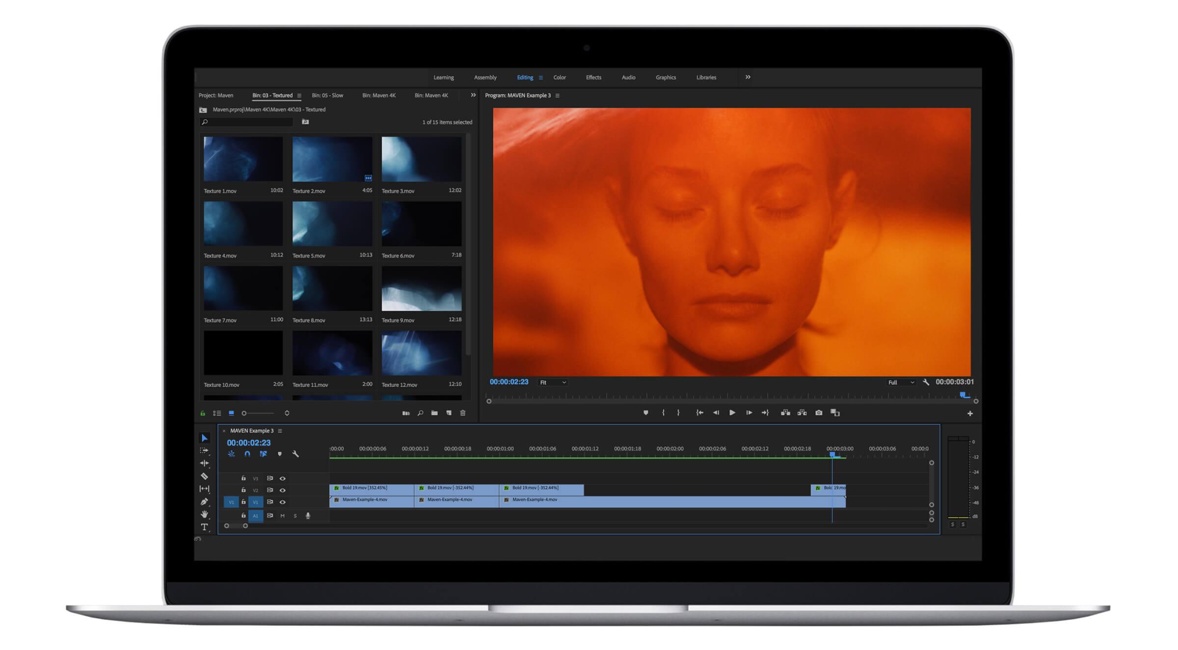 视频素材 90个晶莹剔透大光斑4K视频特效合成素材  Lens Distortions Maven