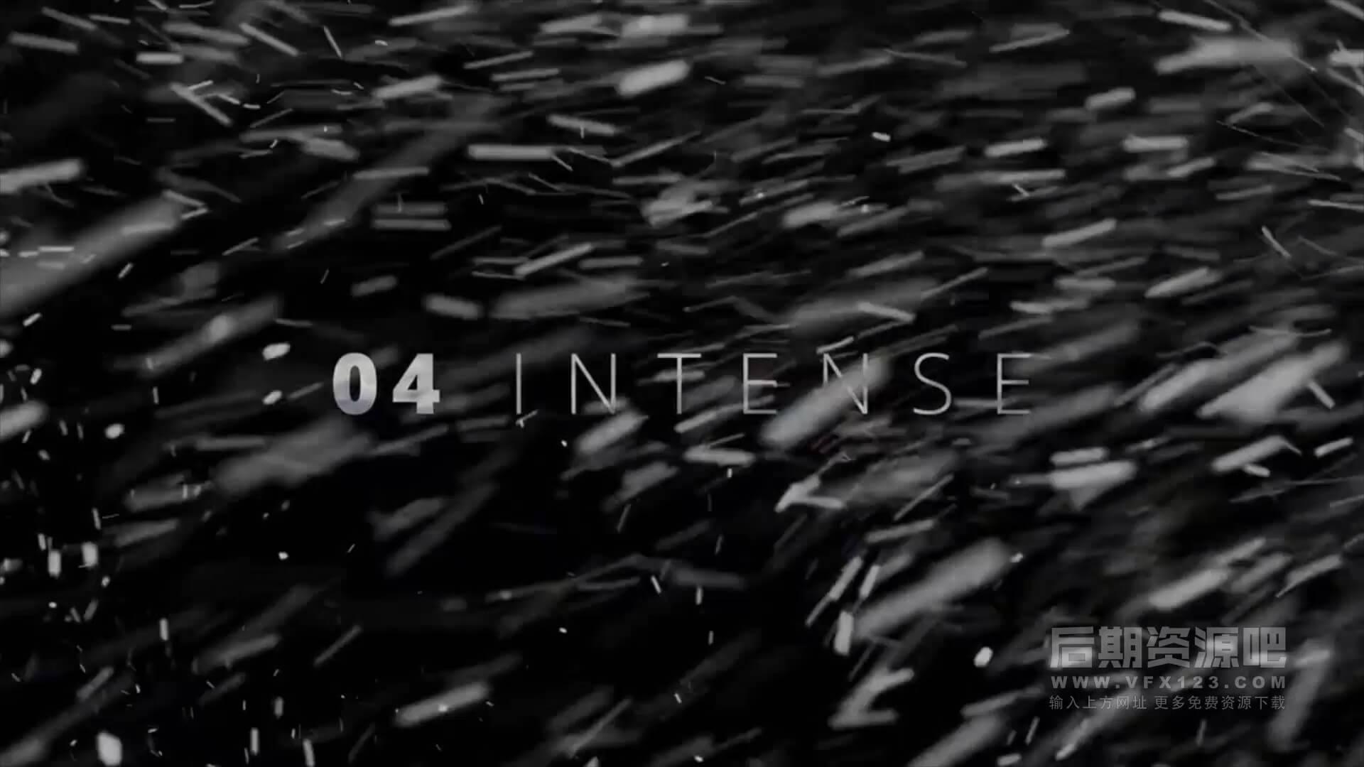 视频素材 120个4K下雪飘雪电影特效合成素材 Lens Distortions SNOW