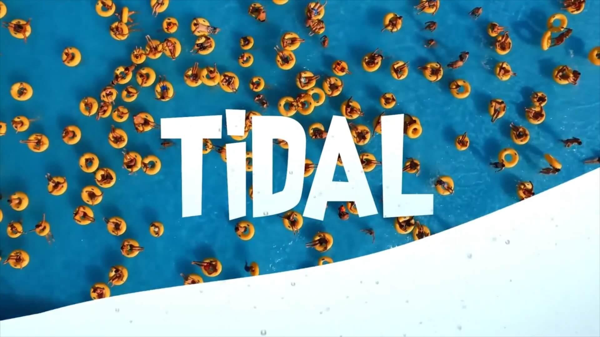 视频转场素材 100个4K趣味卡通活力流体弹性风格转场 Tidal