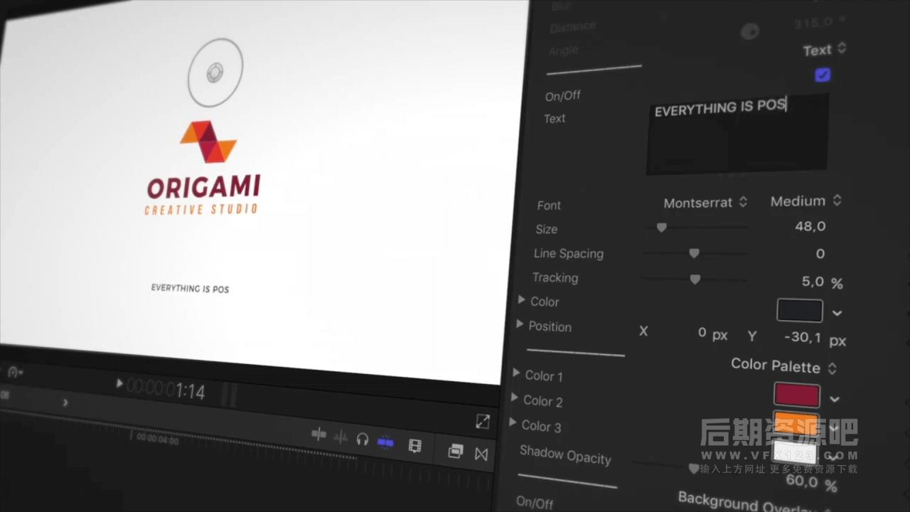 Fcpx插件 30种简洁图形LOGO标志动画片头模板 Clean Logo Reveal