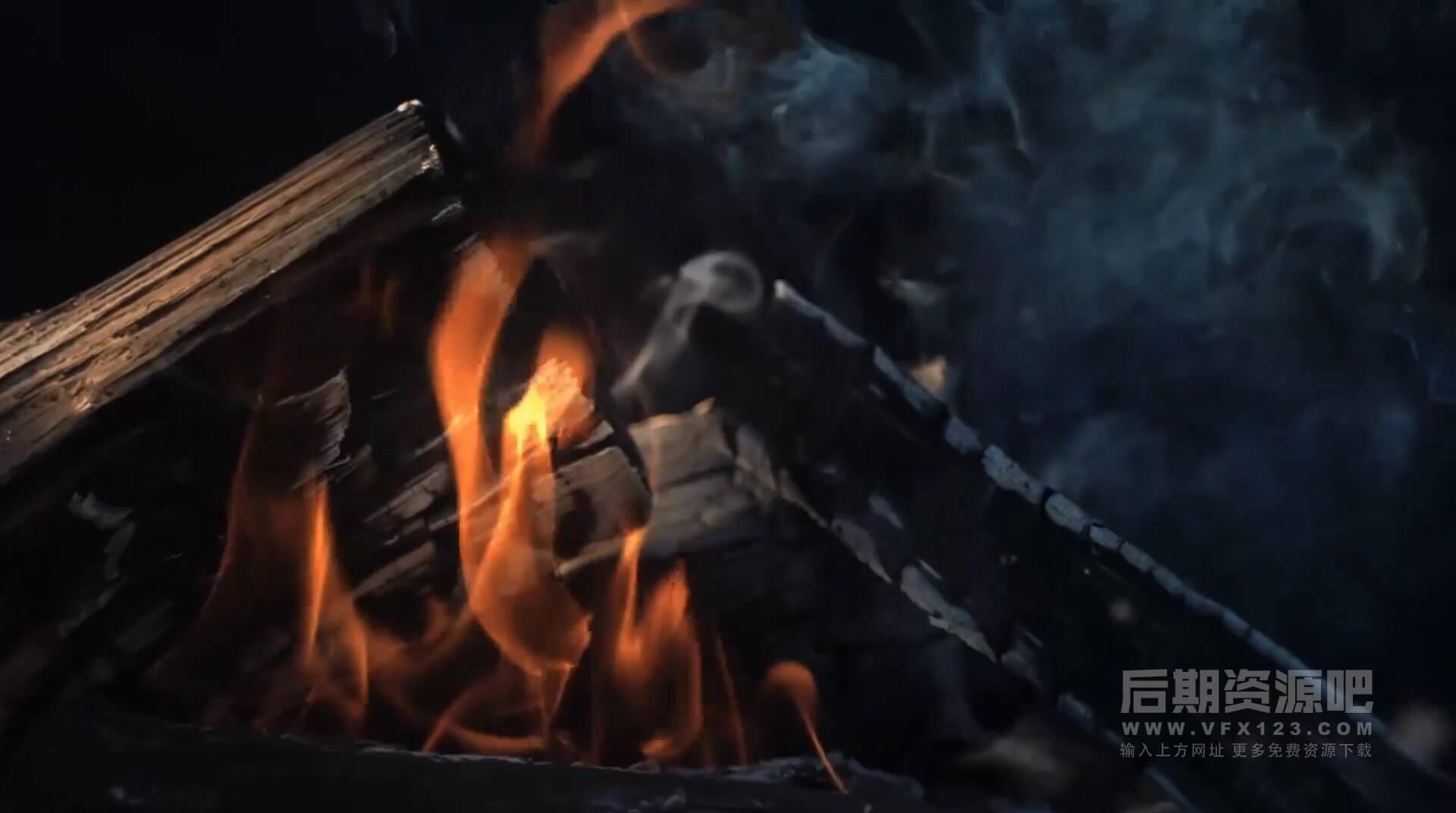 音效素材 2672个火和水元素电影预告片音效素材包 高品质WAV无损