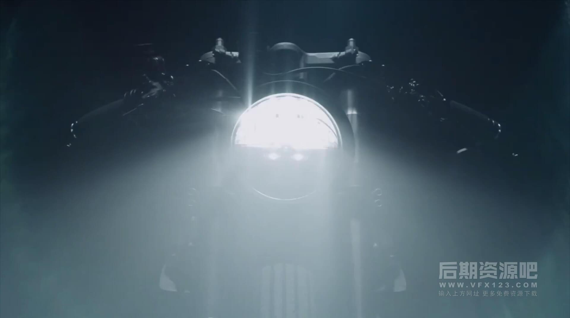 视频素材 85个时尚现代纹理质感镜头光晕 modern light hits | MAC影视后期资源站