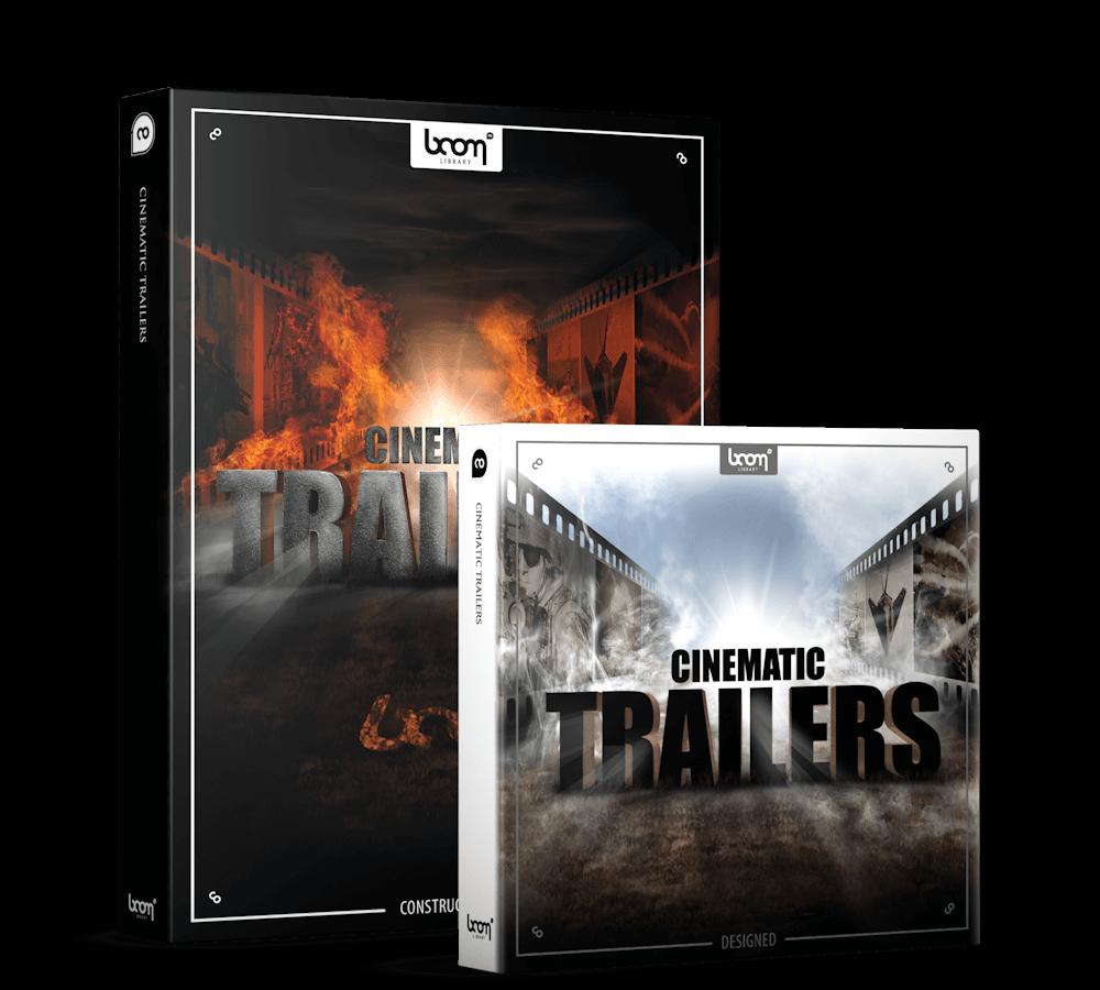 音频素材 2000+震撼史诗电影游戏预告片撞击音效 CINEMATIC TRAILER 第一季