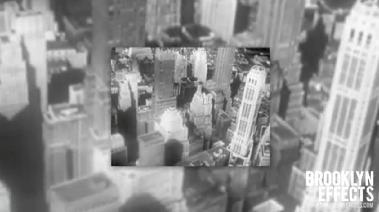 Fcpx插件 视频宽高比遮幅预设 Aspect Ratio 制作电影宽屏效果工具