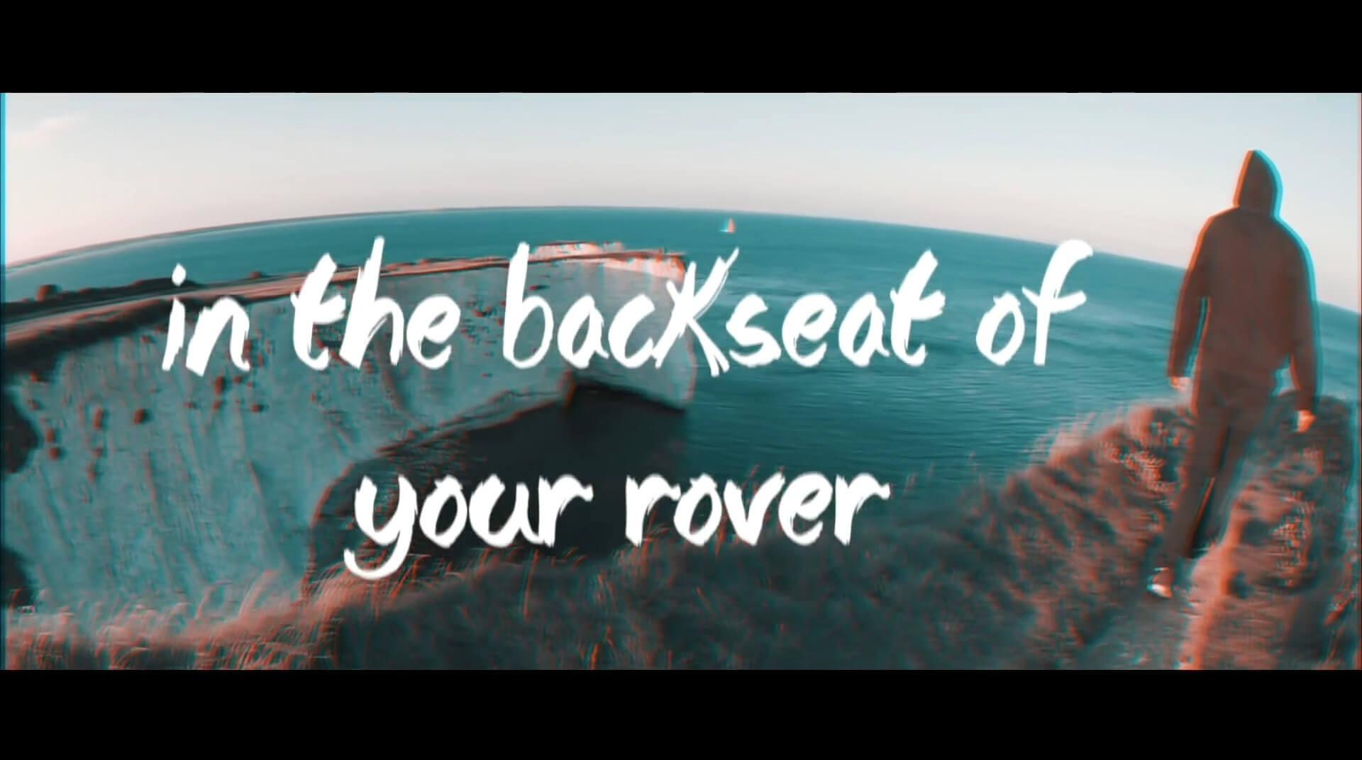 Fcpx插件 25个Vlog手写标题漂浮抖动效果动态字幕歌词 Chainsmokers Titles