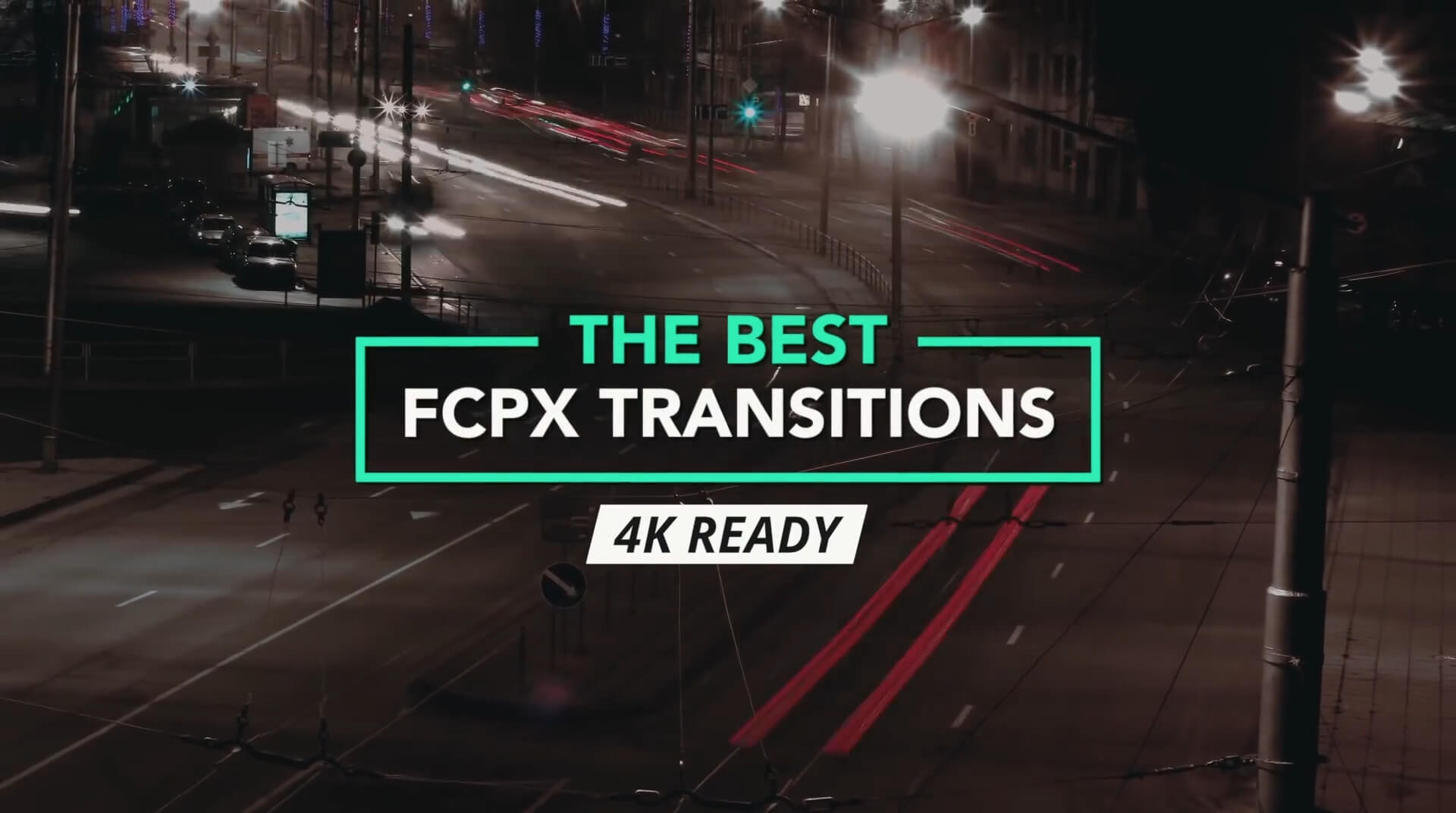 Fcpx转场插件 30组现代流行光速过渡转场 Vlog常用转场集合 支持手机竖屏