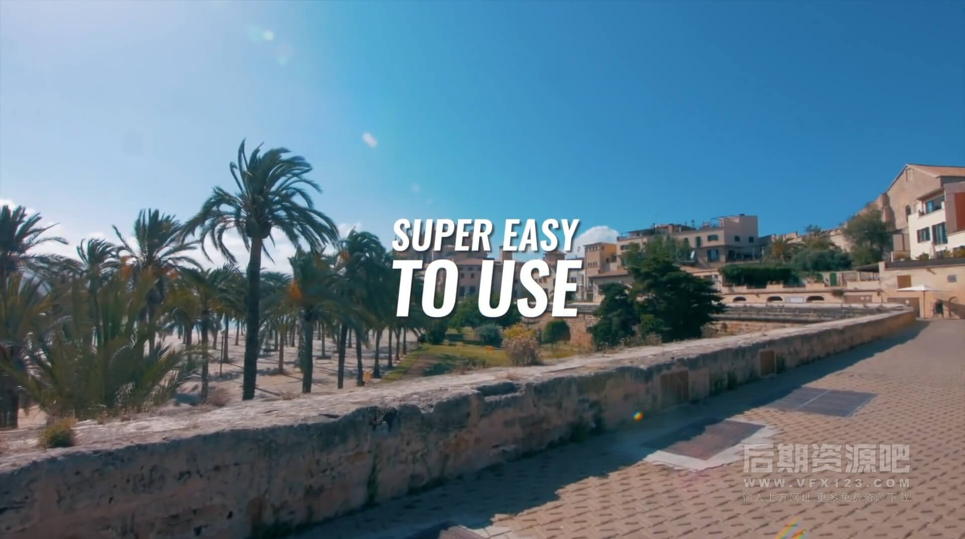 Fcpx转场插件 支持多分辨率镜头摇移缩放旋转拉伸 Vlog常用转场插件