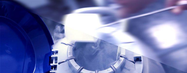 Fcpx转场插件 45组故障信号干扰图像马赛克过渡转场 TranShiver 免费下载