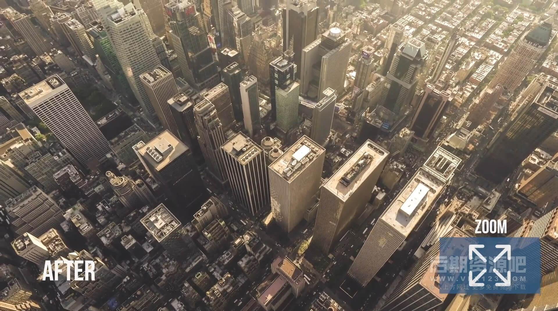 Fcpx插件 模拟相机手持拍摄抖动镜头聚焦变焦缩放搜索效果 CineFlare HandHeld V3 | MAC影视后期资源站