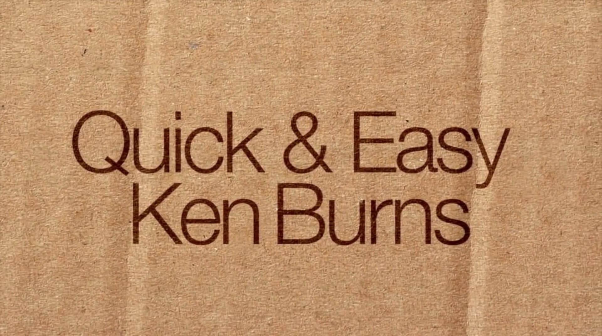 Fcpx插件 快速创建平移缩放关键帧工具汉化版 Quick Ken Burns