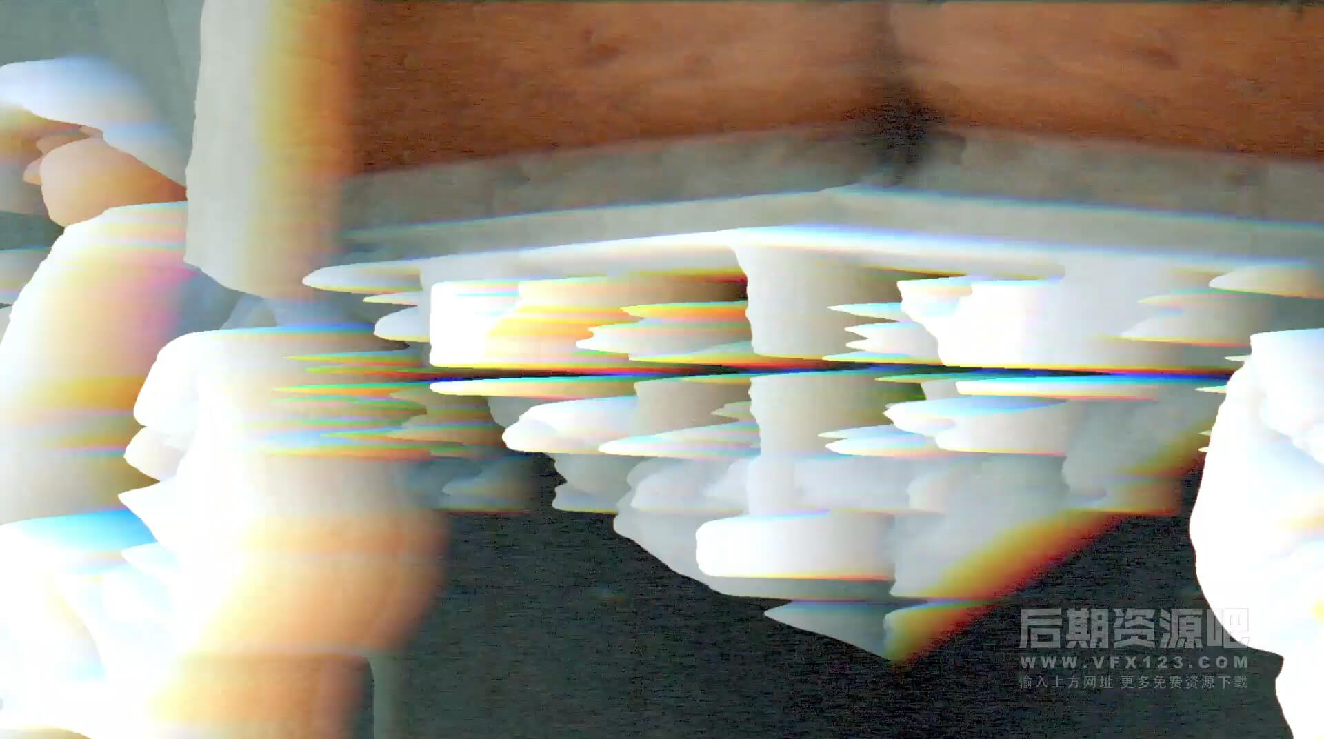 FCPX插件 50种毛刺失真色散变焦缩放过渡转场预设 FCPX Zoom Transitions
