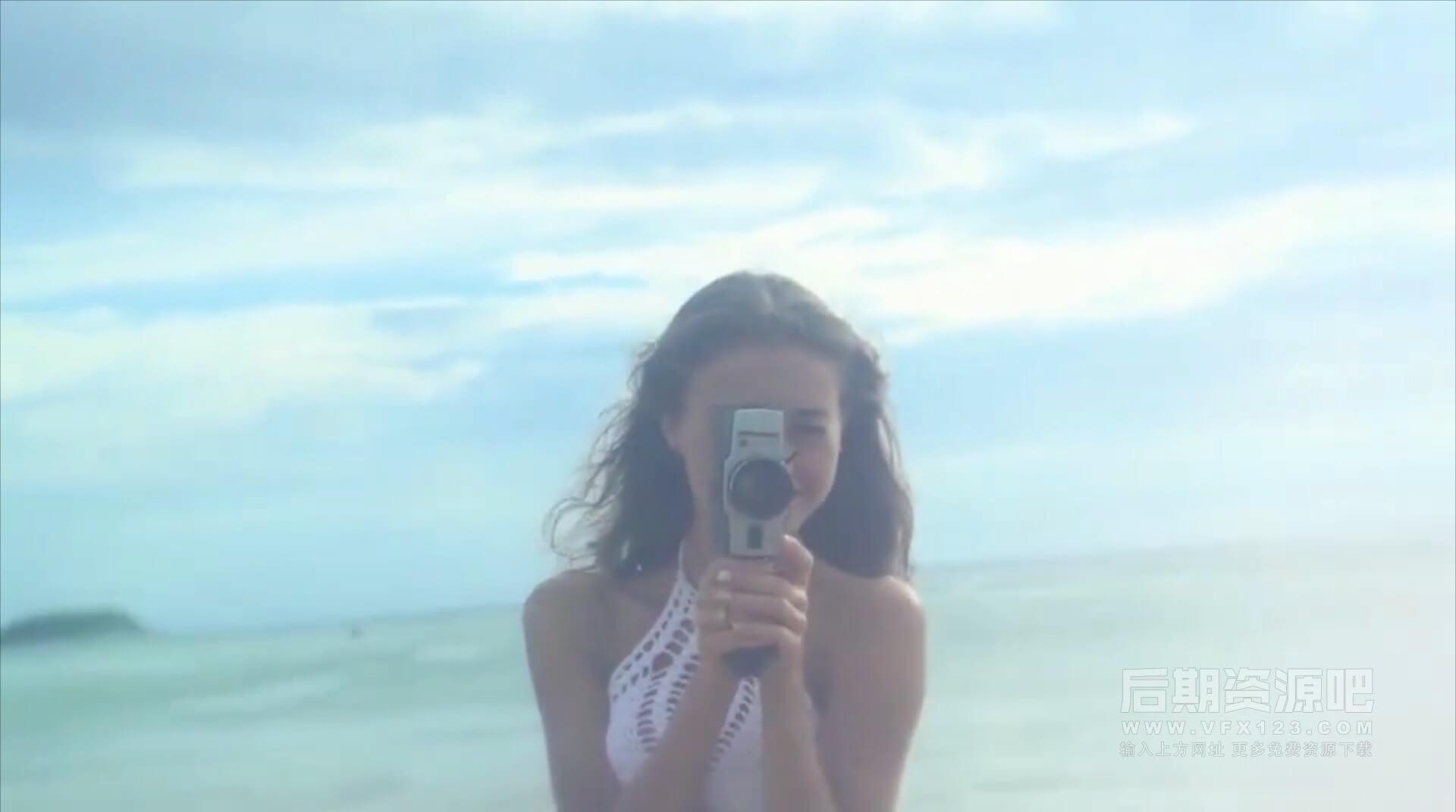 视频素材 150个镜头漏光耀斑光晕炫光叠加视频素材