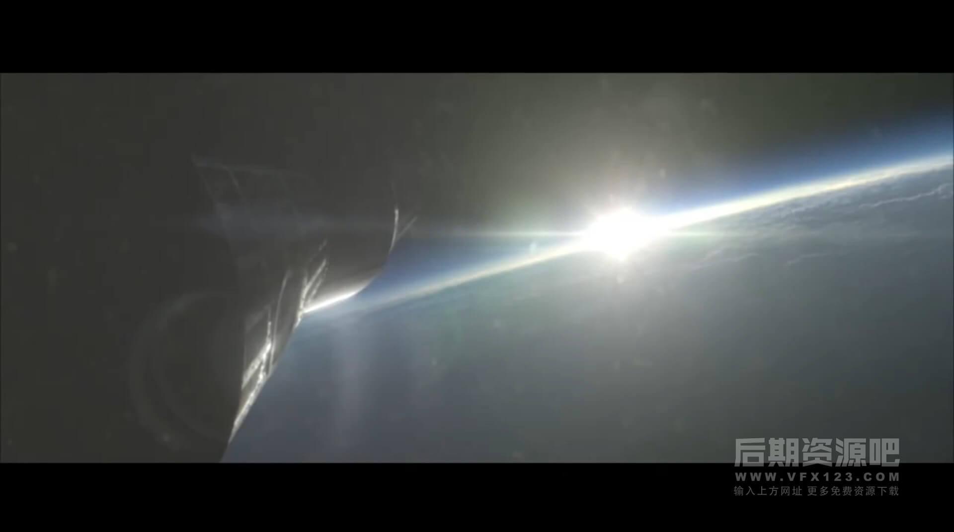 视频素材 53个真实镜头变形耀斑光效合成4K视频素材 4K Anamorphic Flares