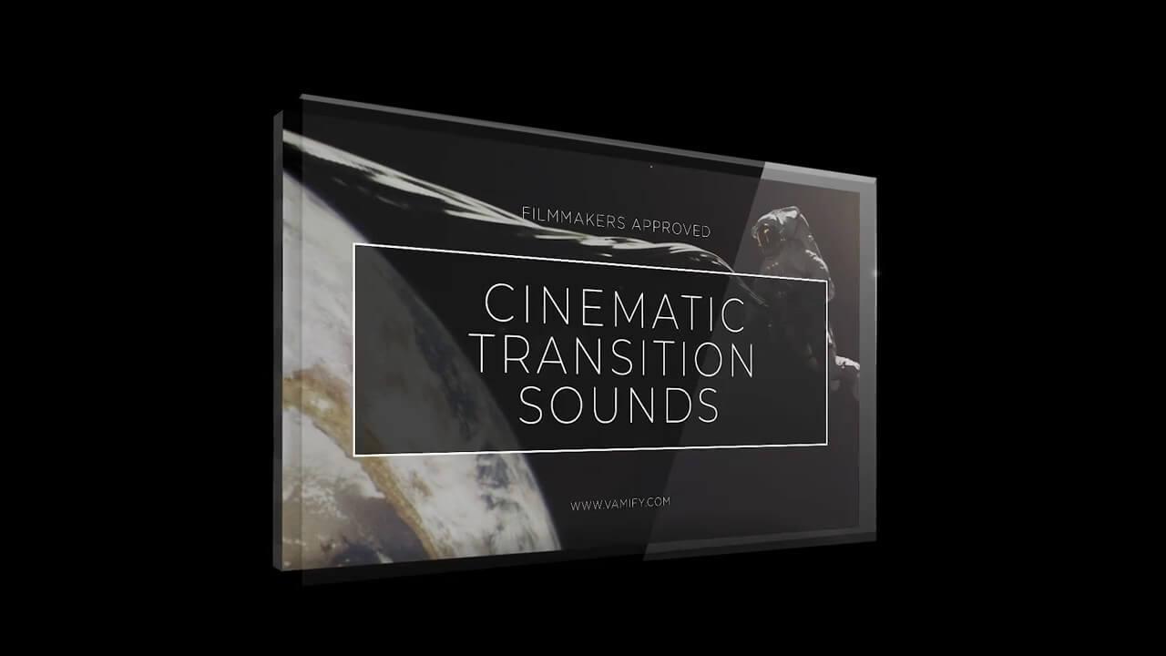 音效素材 100种真实环境氛围空间故障嗡嗡响升调电影预告片转场过渡无损音效