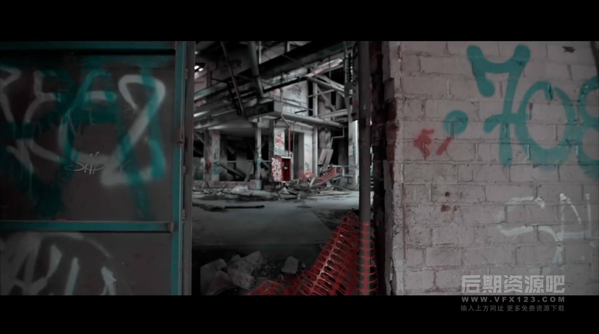 fcpx转场插件 12组快速模糊过渡转场预设 完整版 Quick Blur Transitions
