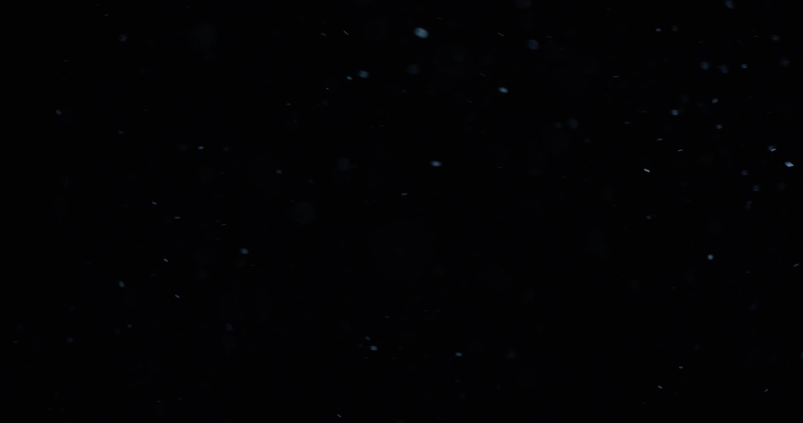 视频素材 100个粉尘粒子悬浮飘动4K视频特效合成素材 CINEDUST