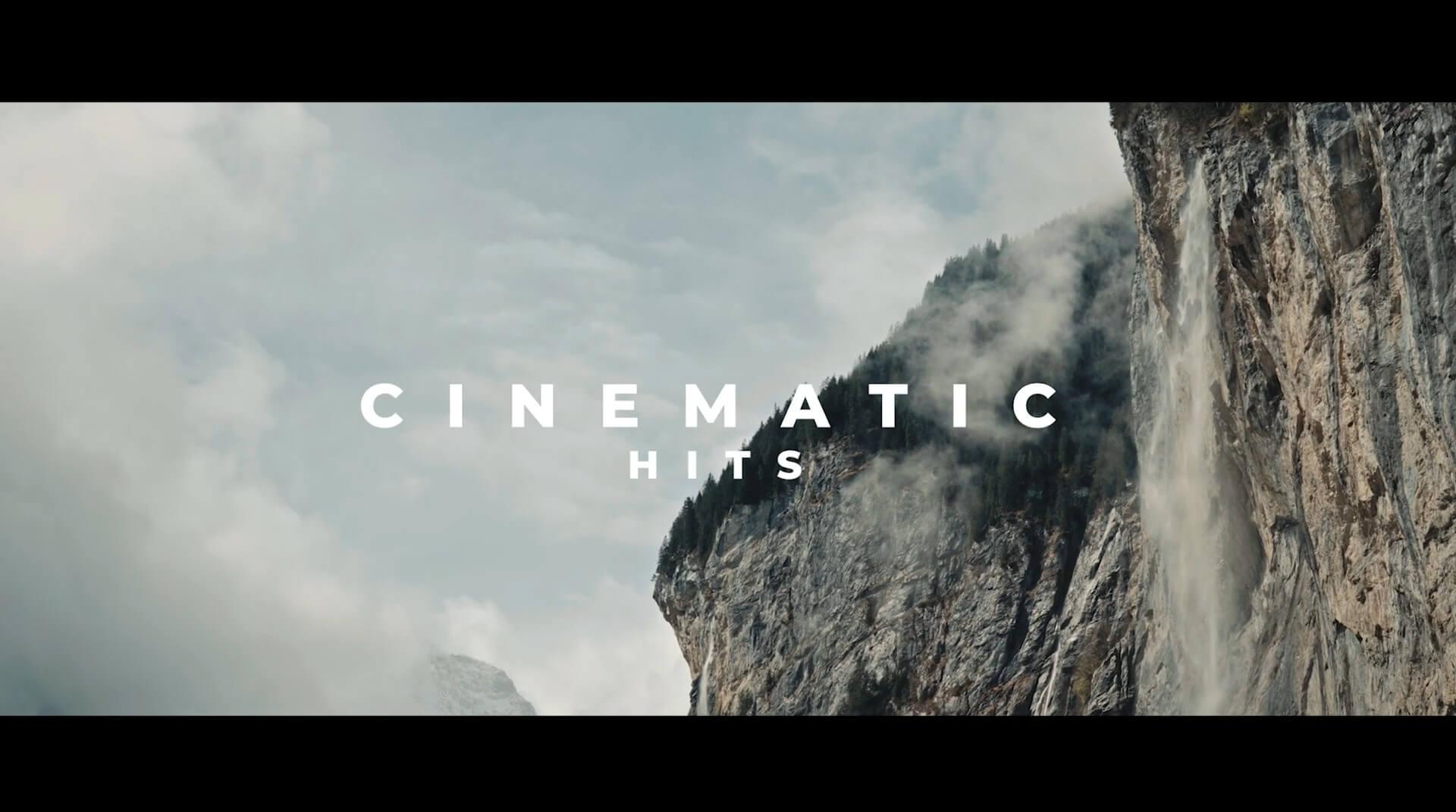 音效素材 100+电影常用环境音效集合 Cinematic Sound Pack