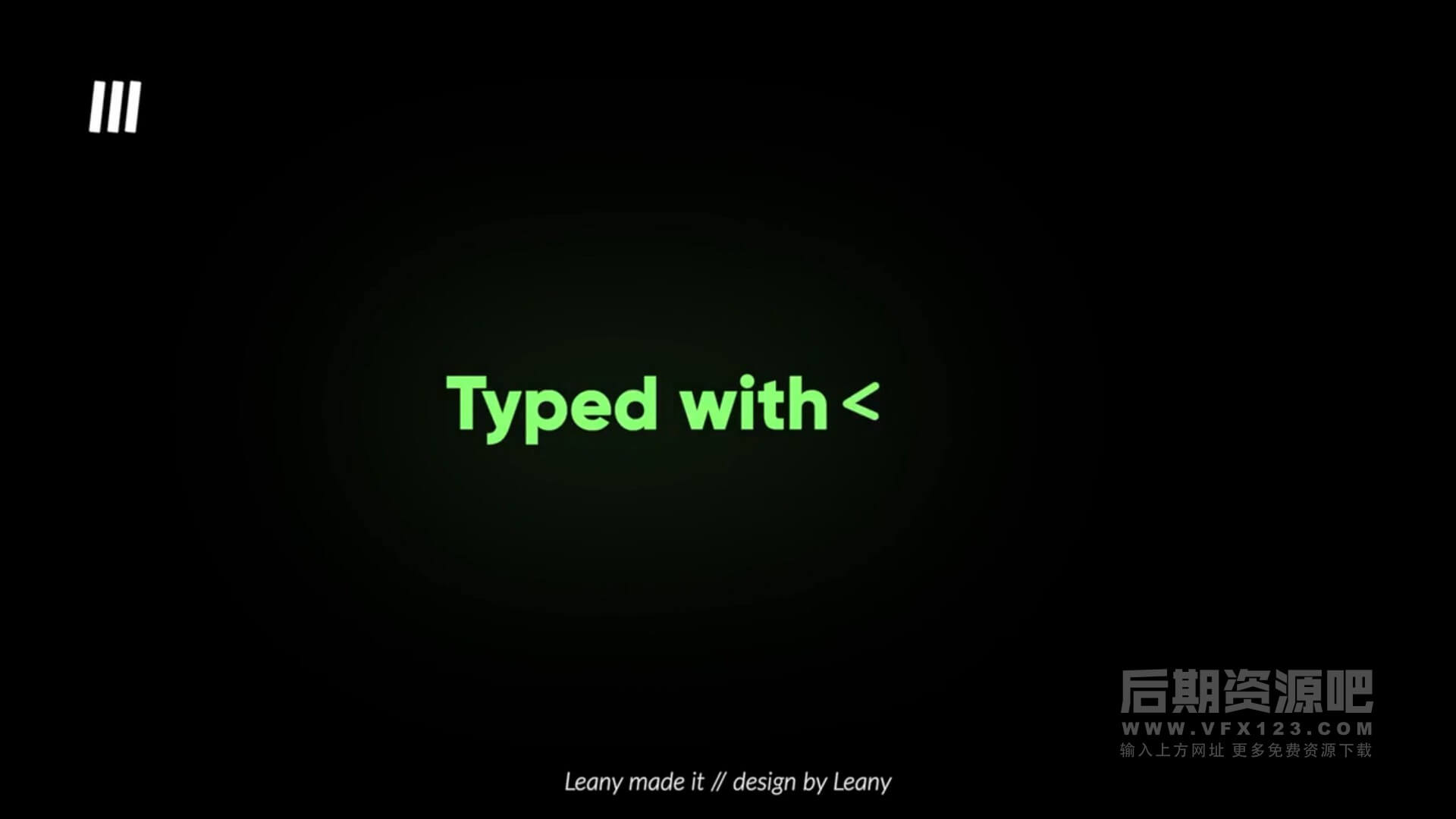 Fcpx插件 20种打字输入文字动画效果预设 Typewriter