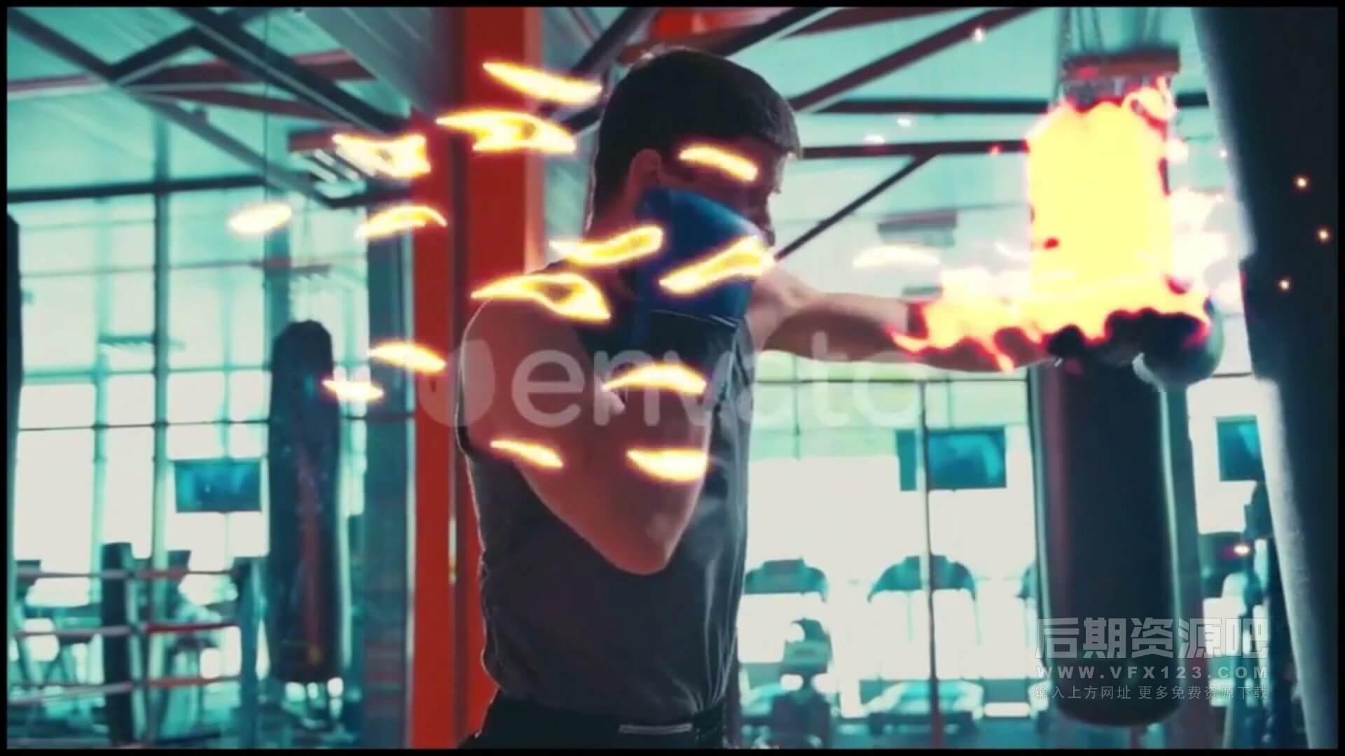 AE插件+脚本 300+发光涂鸦线条描边霓虹图形动画元素 Glowing Scribble Neon Fx