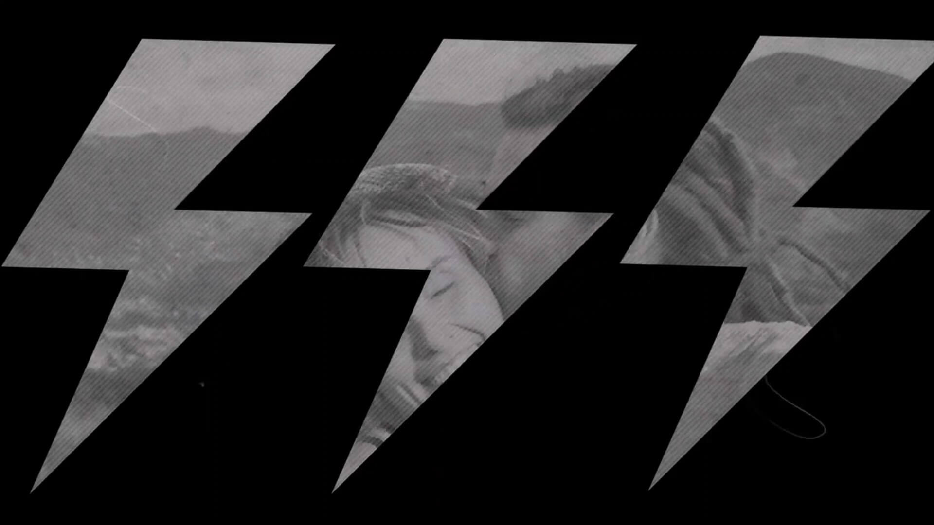 FCPX主题插件 激情热烈复古混乱效果运动类片头模板 Grunge Opener