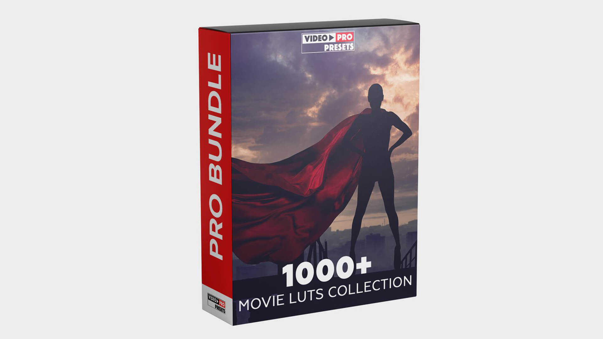 LUTs预设 1000+巨制电影调色预设 MOVIE LUTS COLLECTION 2020