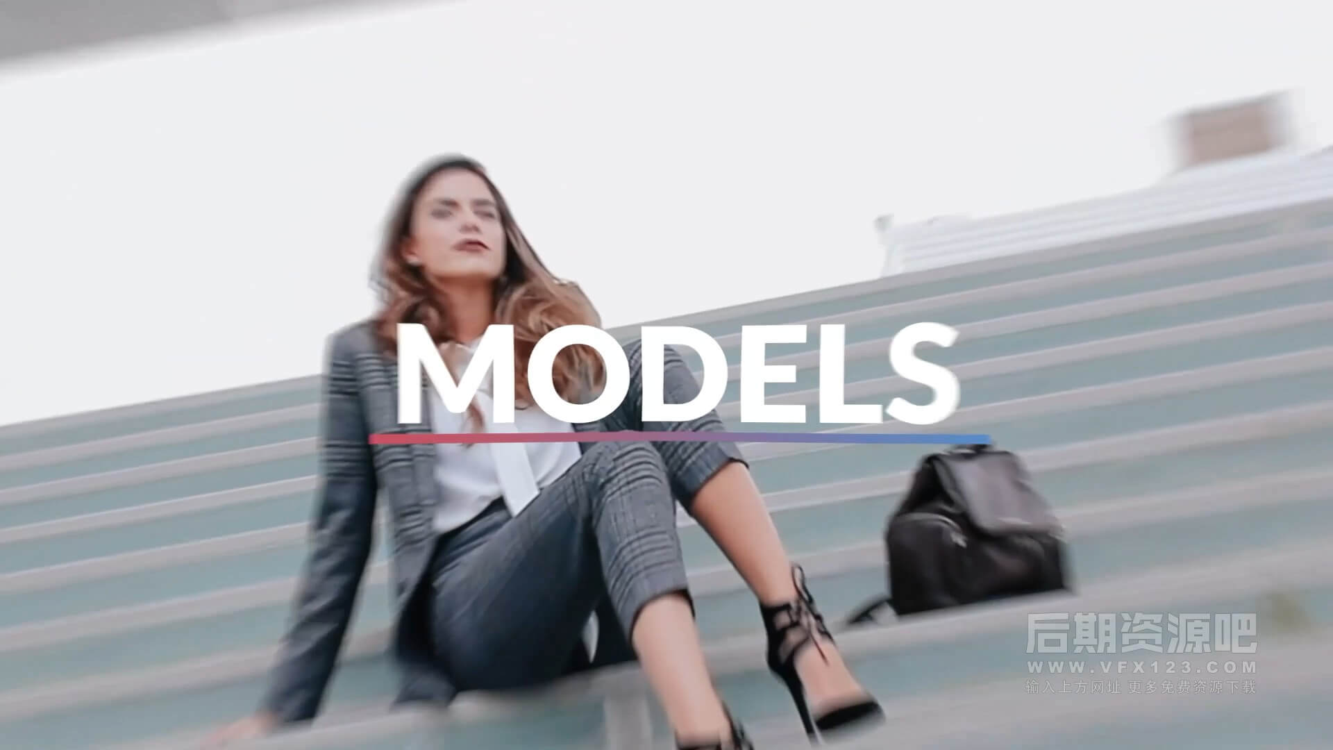 fcpx主题模板 时尚个人写真彰显个性展示片头 My Style Fashion Promo