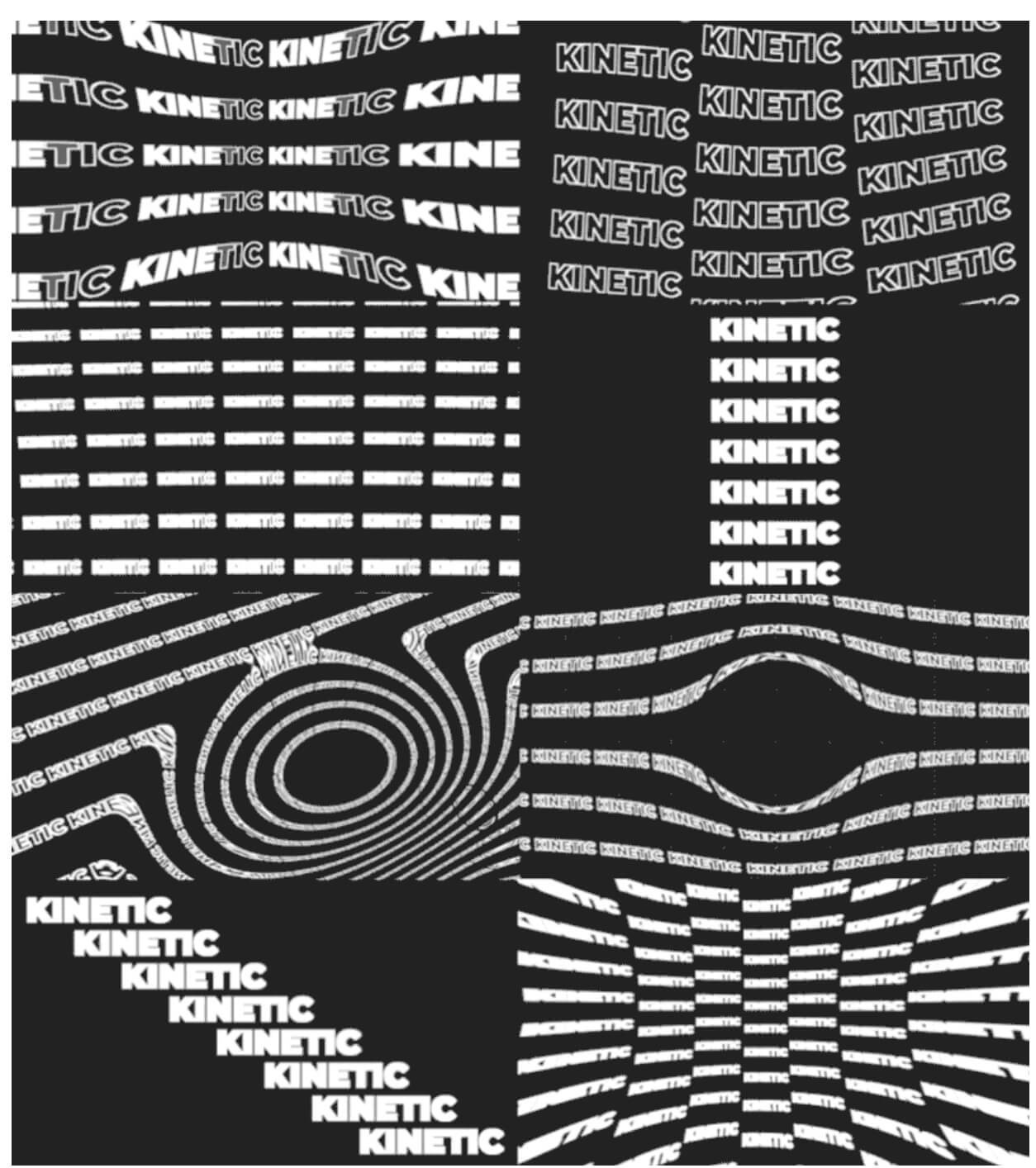Fcpx插件 1000个拉伸旋转缩放图形水墨光效VHS故障分割转场特效调色标题插件V6