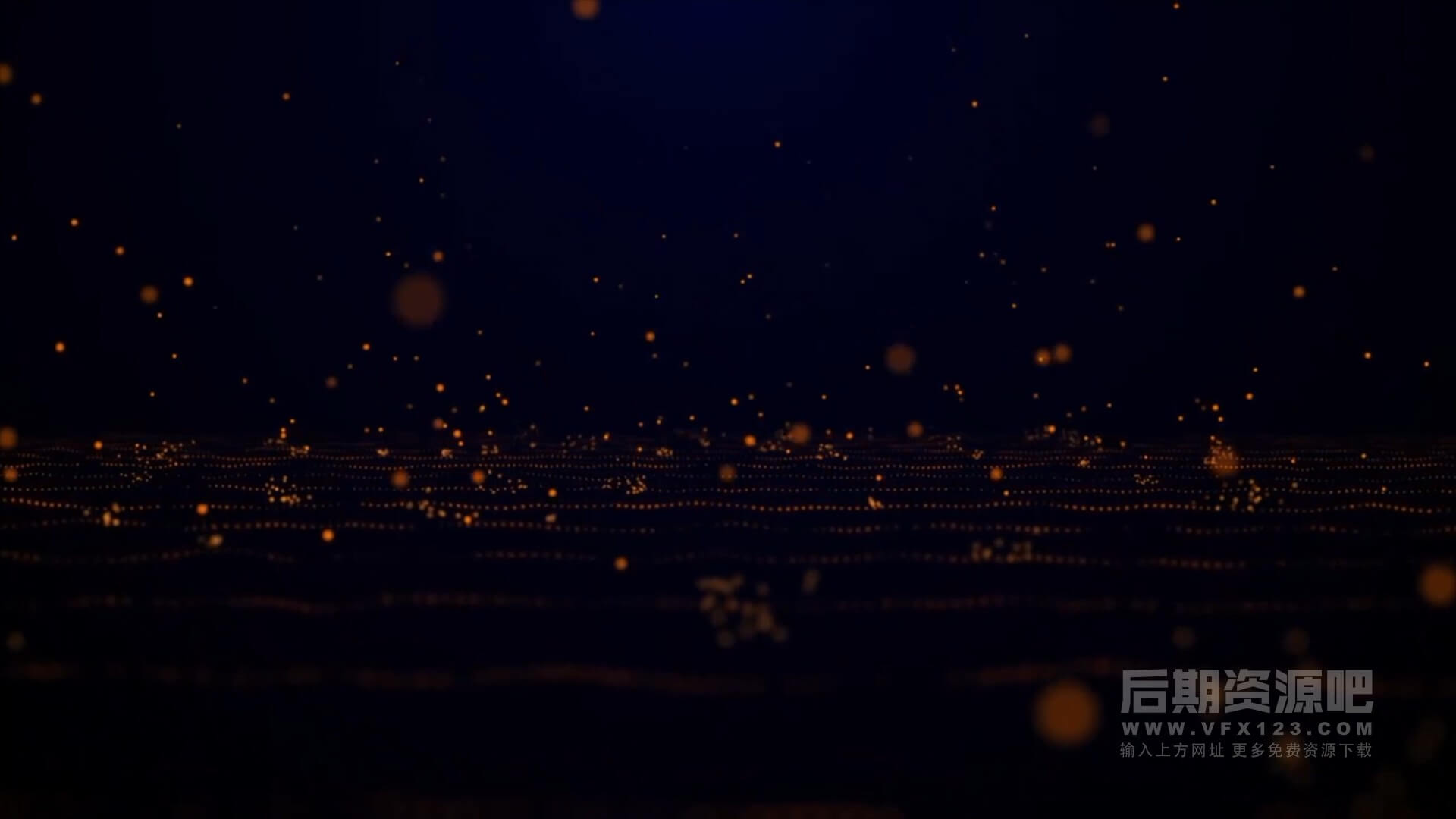 Fcpx主题模板 金色徽标LOGO展示片头 Gold Logo Reveal