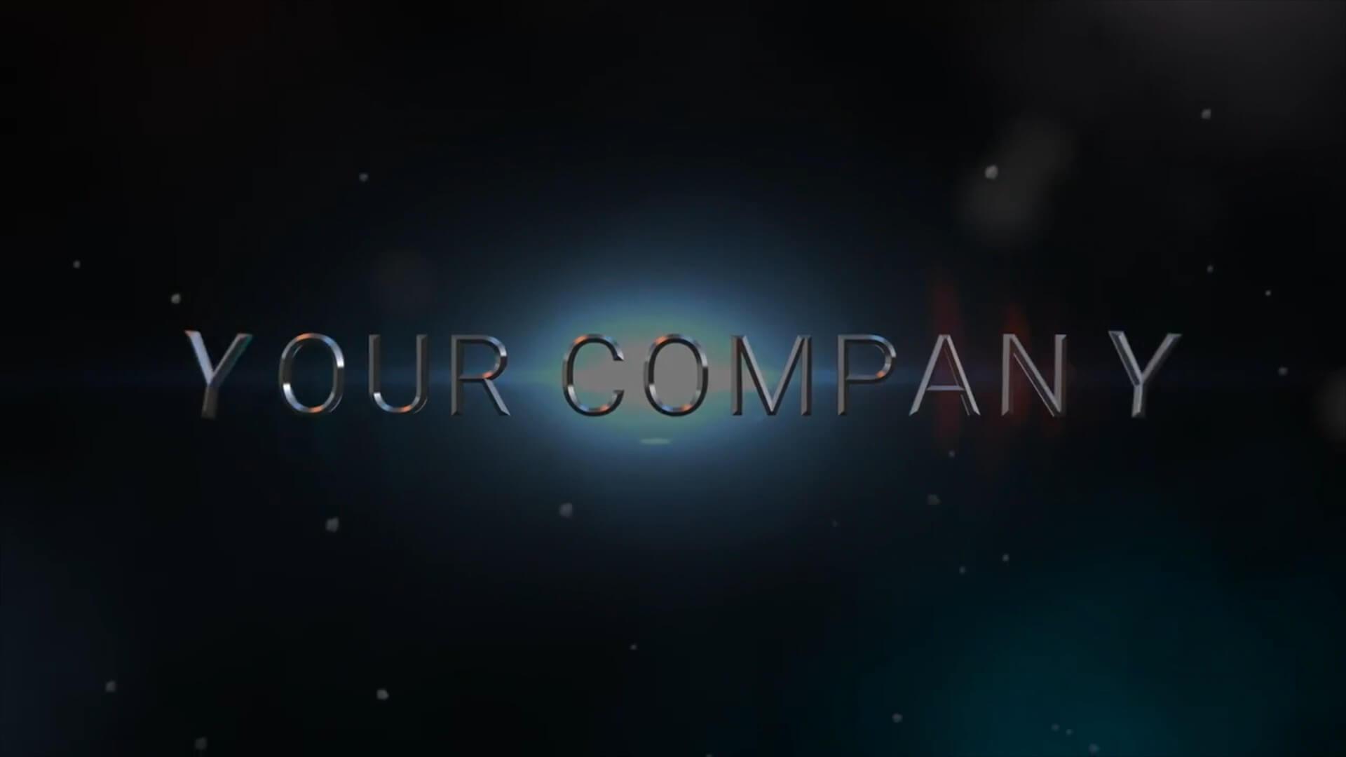 Fcpx主题模板 史诗震撼3D金属文字标题电影预告片 Epic Trailer