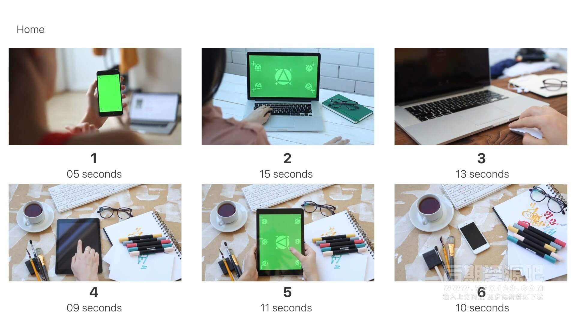 AE模板 120+多场景视频样机 简单快速 MockUp Kit v3.0