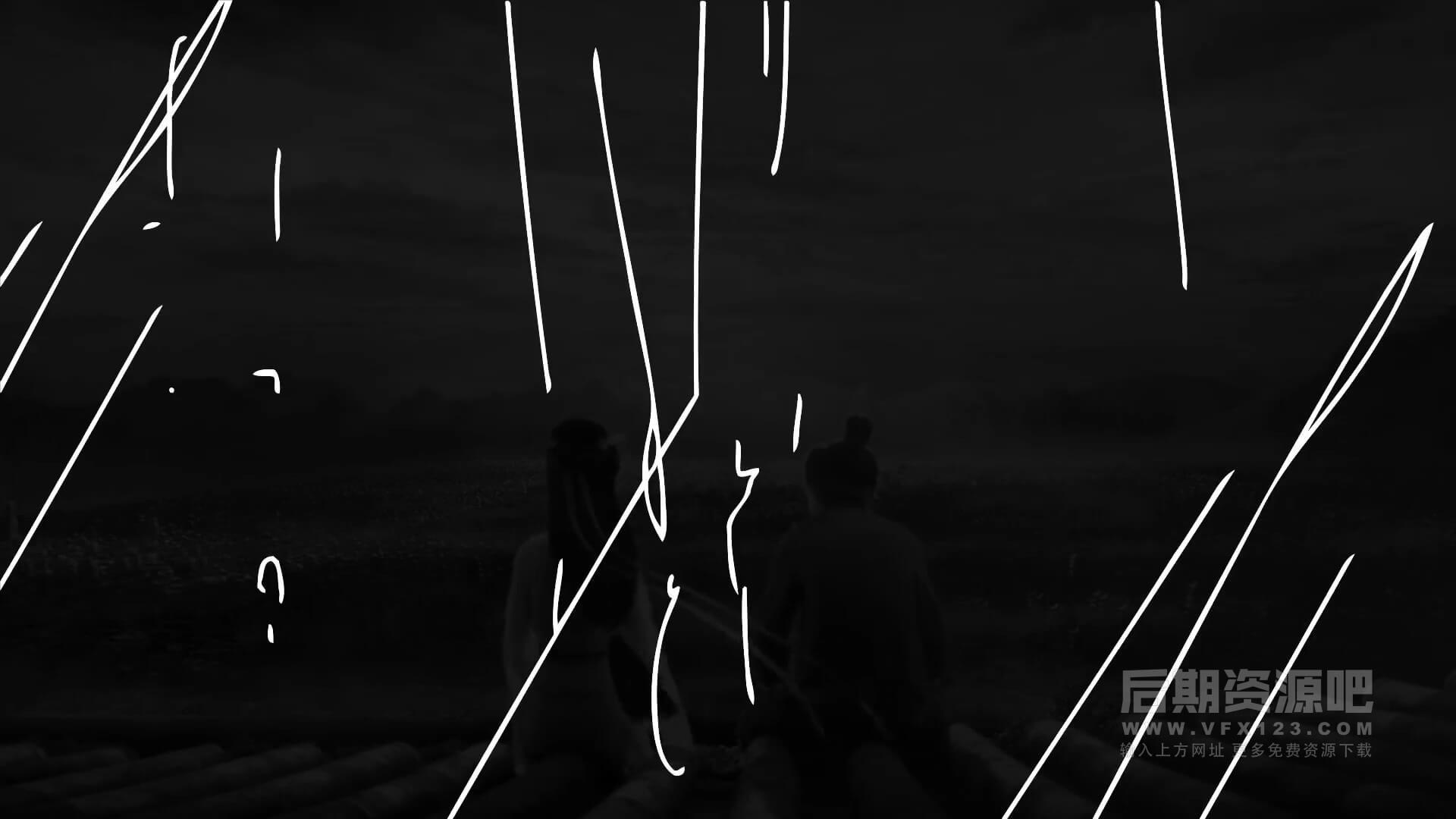 Fcpx插件 2D彩色发散线条背景制作工具 Speed Backgrounds