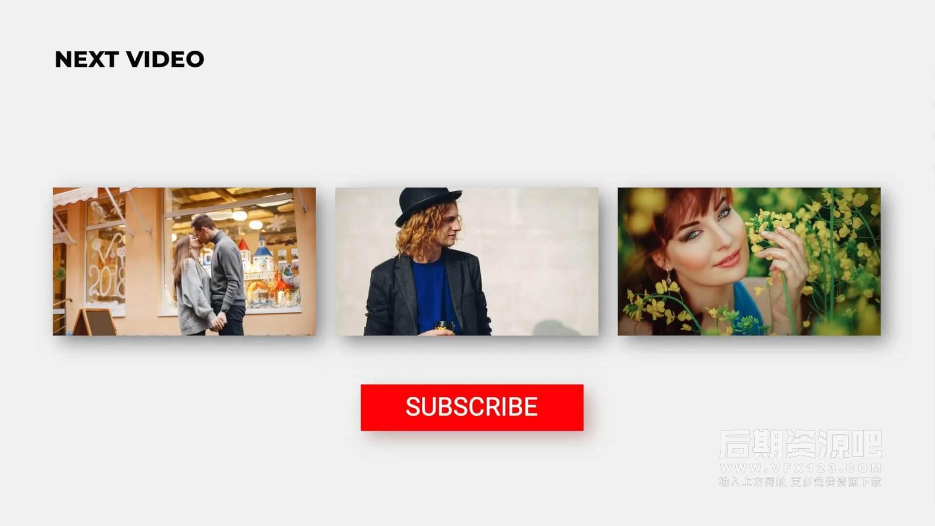 fcpx插件 自媒体短视频博主影片制作工具包 第三季 标题+转场+预告