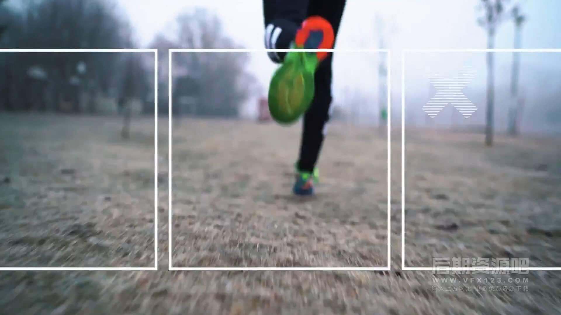 视频素材 195个4K现代动感图形设计元素叠加动画含透明通道