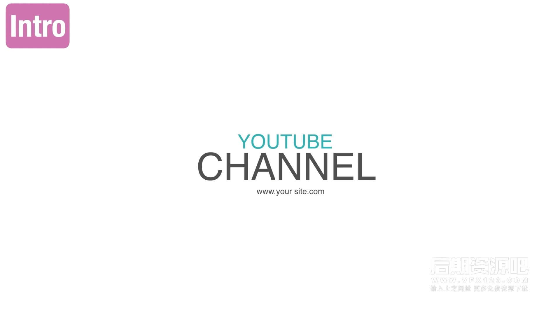fcpx插件 自媒体短视频博主影片制作工具包 第一季 标题+LUTS+点赞+预告